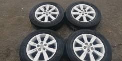 """Колёса оригинальный Тойота на Allion Premio Wish Prius. 6.0x15"""" 5x100.00 ET45 ЦО 56,1мм."""