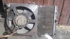 Радиатор охлаждения двигателя. Лада 2108, 2108 Лада 2109, 2109 Лада 21099, 2109
