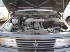 Двигатель в сборе. Suzuki Escudo, TA01R, TA01V, TA01W, TD01W Двигатель G16A