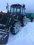"""МТЗ 82.1. Трактор """"Беларус 82.1"""", 81,1 л.с."""