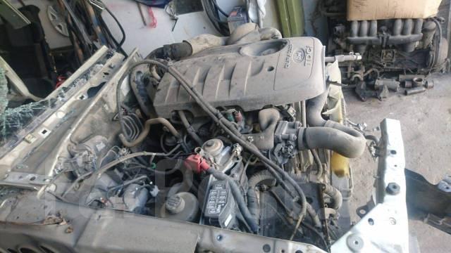 Двигатель полностью в сборе