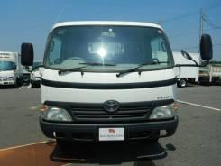 Toyota Dyna. (Hino Dutro) самосвал 4х тонник широкий, 6 шпилек, 4 000куб. см., 4 000кг., 4x2. Под заказ
