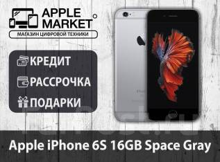 Apple iPhone 6s. Новый, 16 Гб, Серый, 3G, 4G LTE. Под заказ