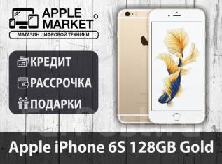 Apple iPhone 6s. Новый, 128 Гб, Желтый, Золотой, 3G, 4G LTE. Под заказ