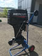 Mercury. 25,00л.с., 2-тактный, бензиновый, нога S (381 мм), 2017 год год