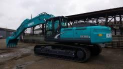 Kobelco SK350LC. Гусеничный экскаватор -8, 1,60куб. м.