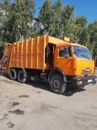 КамАЗ 65115. Продается мусоровоз, 11 780куб. см.