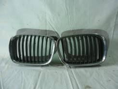 Решетка радиатора. BMW 5-Series, E39 Двигатели: M47D20, M51D25, M51D25TU, M52B20, M52B25, M52B28, M54B22, M54B25, M54B30, M57D25, M57D30