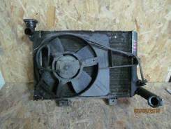 Радиатор охлаждения двигателя. Лада 2106, 2106 Двигатель BAZ2106