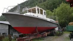 Проект 371 Адмиралтеец. 2014 год год, длина 14,00м., двигатель стационарный, 90,00л.с., дизель