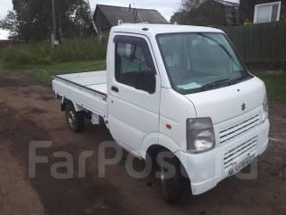 Suzuki Carry Truck. Продаётся грузовик , 700куб. см., 350кг., 4x4