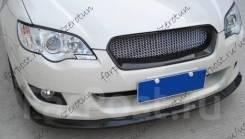 Передняя губа (диффузор) на Subaru Legacy (BL, BP рестайл). Subaru Legacy, BL, BL5, BL9, BLE, BP, BP5, BP9, BPE, BPH