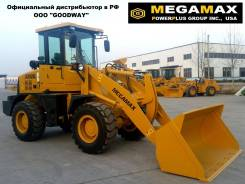 Megamax. Фронтальный погрузчик GL 240L, 2 600кг., Дизельный, 1,60куб. м.