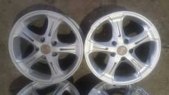 "RS Wheels. 7.0x16"", 5x114.30, ET43, ЦО 67,1мм."