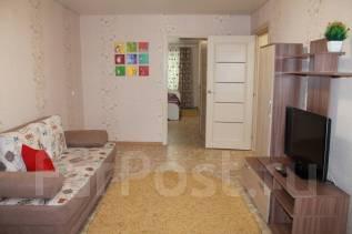 2-комнатная, улица Владивостокская 44. Центральный, 46,0кв.м.