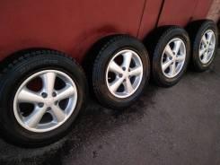 """Оригинальные колёса на Toyota Rav4 R16 215/70. 7.0x16"""" 5x114.30 ET45 ЦО 60,1мм."""
