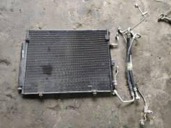 Радиатор кондиционера. Mitsubishi Pajero, H65W, H66W, H67W, H76W, H77W, V63W, V64W, V65W, V66W, V67W, V68W, V73W, V74W, V75W, V76W, V78W, V83W, V85W...