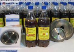 СОЖ Эльбор - концентрат Green Wood 1 литр на 20 литров воды