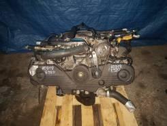 Двигатель в сборе. Subaru Forester, SG5, SF5, SG Subaru Legacy, BL5, BP5 Subaru Impreza, GH7, GD2, GD3, GD4, GD9, GG2, GG3, GG5 Двигатели: EJ203, EJ20...