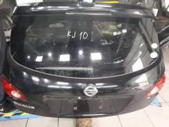 Дверь багажника. Nissan Dualis, KJ10, KNJ10 Двигатель MR20DE