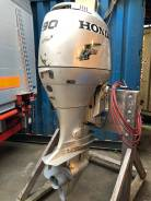 Honda. 90,00л.с., 4-тактный, бензиновый, нога L (508 мм), 2007 год