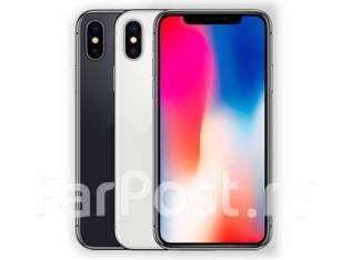 Apple iPhone X. Новый, 256 Гб и больше, Белый, Серебристый, Серый, Черный, 4G LTE