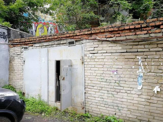 Гаражи капитальные. улица Башидзе 16, р-н Первая речка, 49кв.м., электричество. Вид снаружи