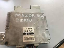 Блок управления двс. Mazda Demio, DW3W