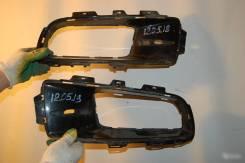 BMW X5 E70, элементы бампера