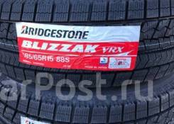 Bridgestone Blizzak VRX. Зимние, без шипов, 2018 год, без износа, 4 шт