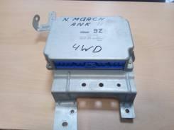 Блок управления двс. Nissan Cube, ANZ10 Nissan March, ANK11 Двигатель CGA3DE