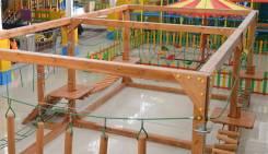 """Канатный парк для детей """"Касабланка"""" в Находке"""