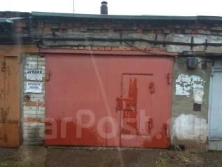Гаражи капитальные. улица Карамзина 4, р-н Дземги, 18кв.м., электричество, подвал. Вид снаружи