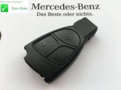 Корпус ключа. Mercedes-Benz: S-Class, CLK-Class, M-Class, SLK-Class, E-Class, CLS-Class, C-Class