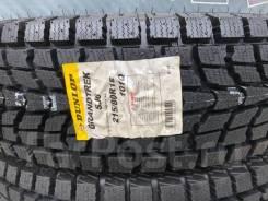 Dunlop Grandtrek SJ6. Зимние, без шипов, 2018 год, новые