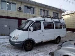 ГАЗ 3221. ГАЗ - 3221, 8 мест