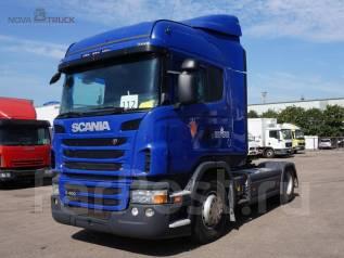 Scania G400. Седельный тягач , 12 740куб. см., 11 119кг.