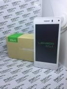 Leagoo Alfa 6. Б/у, 8 Гб, Белый, 3G, Dual-SIM