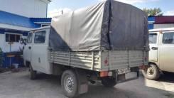 УАЗ 390945. Продам бортовой грузовик, 2 500куб. см., 3 000кг., 4x4