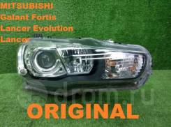 Фара. Mitsubishi Lancer Evolution, CY3A, CY4A, CZ4A Mitsubishi Lancer, CZ4A Mitsubishi Galant Fortis, CX3A, CX4A, CY3A, CY4A, CZ4A Двигатели: 4B10, 4B...
