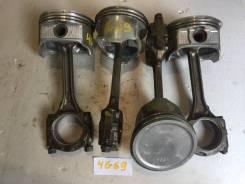 Поршень. Mitsubishi: Eclipse, Grandis, Galant, Airtrek, Lancer, Outlander Двигатель 4G69