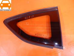 Форточка Citroen C5, правая задняя