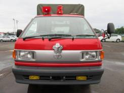 Toyota Town Ace. Бортовой, 1 800куб. см., 750кг., 4x4. Под заказ