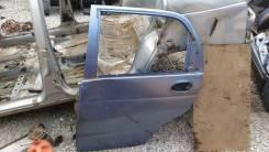 Дверь задняя левая Daewoo Matiz под ремонт