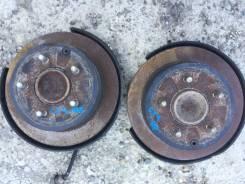 Задние тормозные диски на лансер х