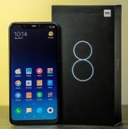 Xiaomi Mi8. Новый, 128 Гб, Черный, 3G, 4G LTE, Dual-SIM