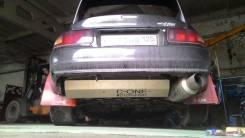 Защита топливного бака. Toyota Celica, ST205 Toyota Carina ED, ST205 Toyota Corona Exiv, ST205 Двигатели: 3SGE, 3SGEL, 3SGELC, 3SGELU, 3SGTE