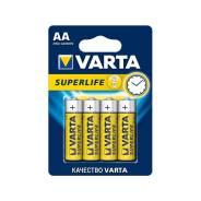 "Батарейка ""VARTA"" SUPERLIFE R6 (пальчиковая)"