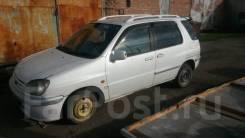 Стекло боковое. Toyota Raum, EXZ10, EXZ15 5EFE