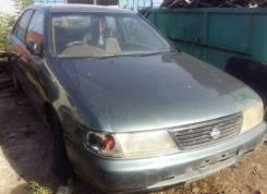 Nissan Sunny. B14, GA15DE